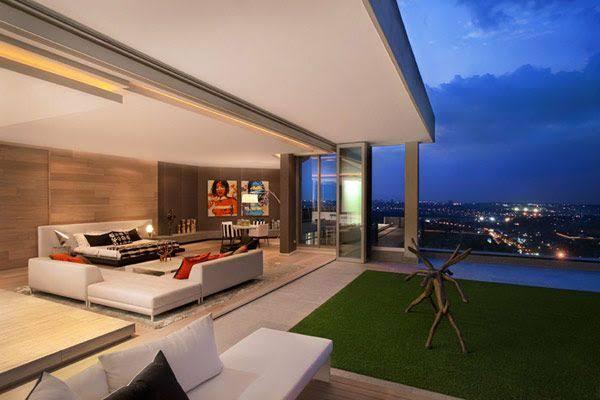 Tony Elumelu Gardens Estate, Abuja
